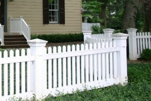 All About Fence Etiquette
